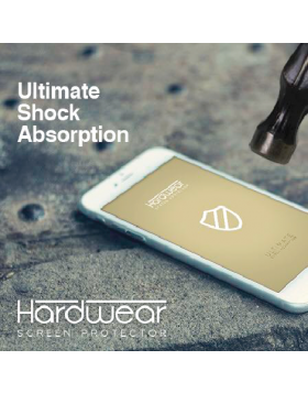 iPhone X-HARDWARE ULTIMATE SHOCK ABSORPTION SCREEN PROTECTOR