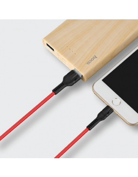 HOCO U31 CABLE BENAY LIGHTNING CHARGING