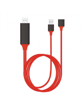 HDMI ADAPTER FOR IPHONE/IPAD (1M)